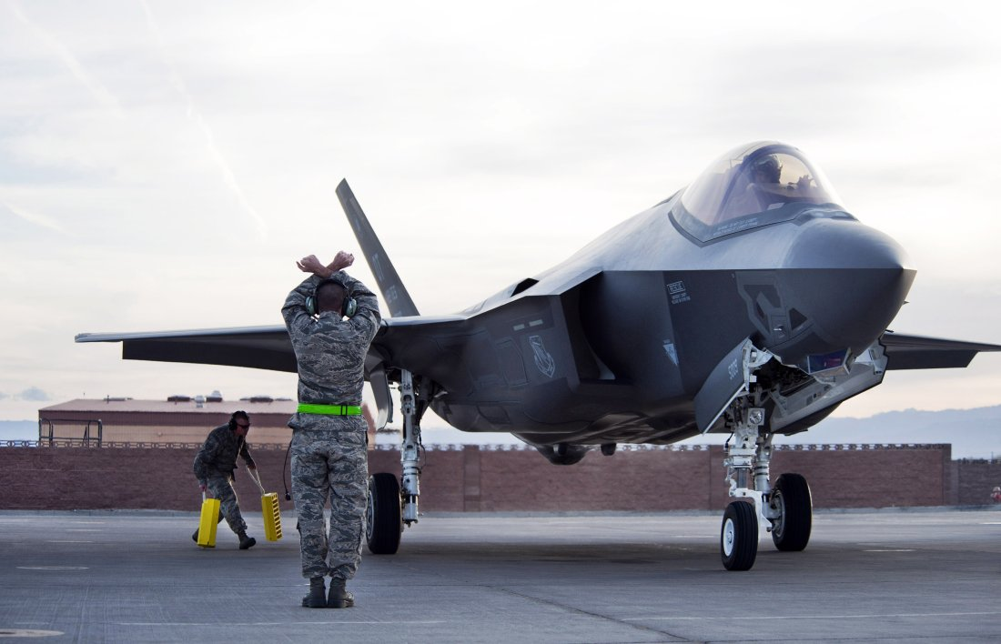 78a4473a865a Is the F-35 Now the Ultimate Drone Killer