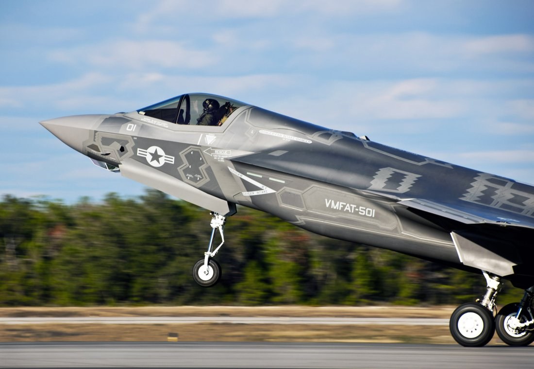 8552a81f78b7 Could the F-35 Stealth Fighter Be the  New  F-4 Phantom