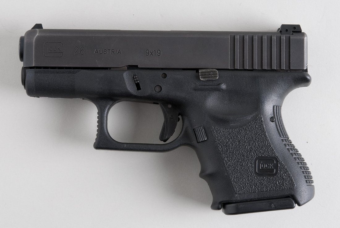 The Glock 26 Is Several Handguns In One And Quite Deadly The