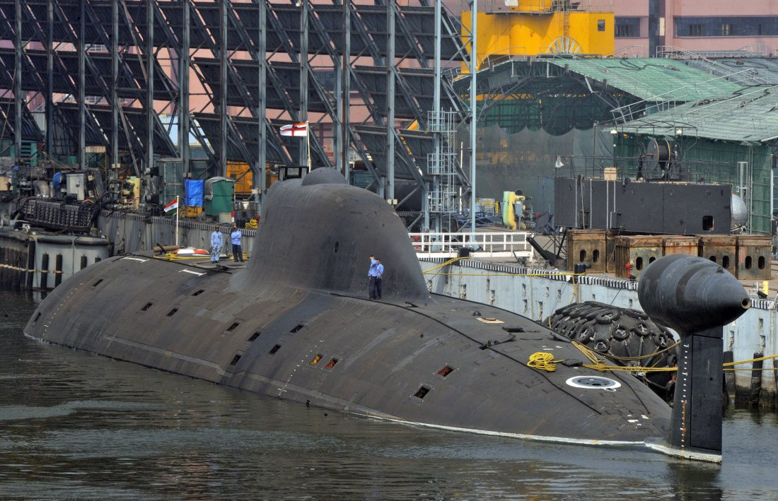 Watch India says nuclear sub makes first patrol, Modi warns of misadventure video
