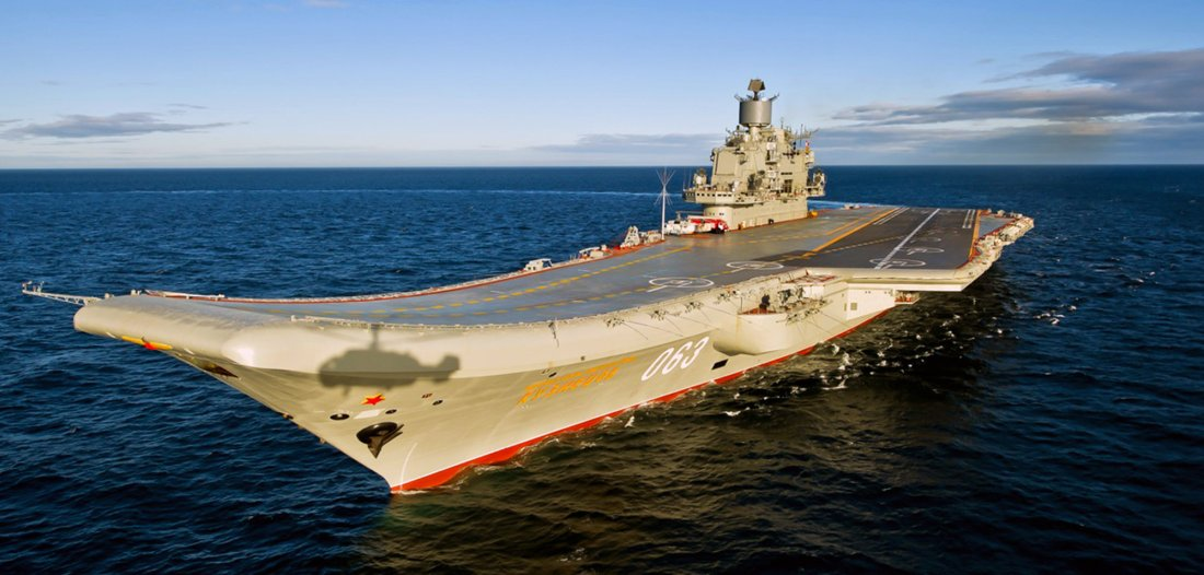 Where was the first Russian warship Orel built
