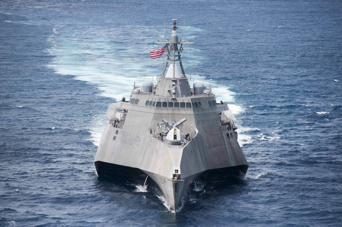 The Navy Is Set to Deploy 3 Littoral Combat Ships (But They Can't Fight  Anyone)