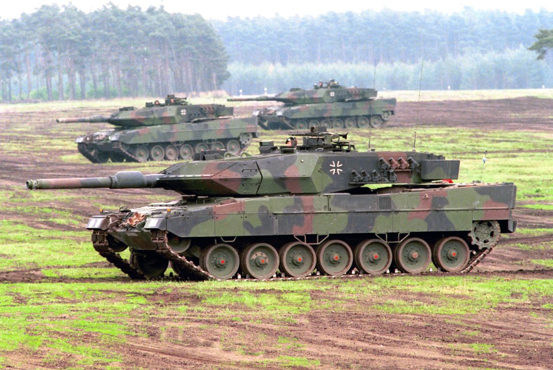 111691eadc Germany s Leopard 2 Tank Was Considered One of the Best (Until It Went to  Syria)