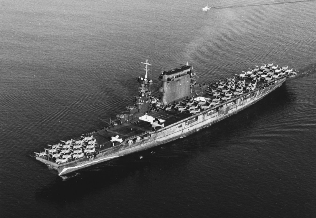 the uss lexington was america s first supercarrier the national