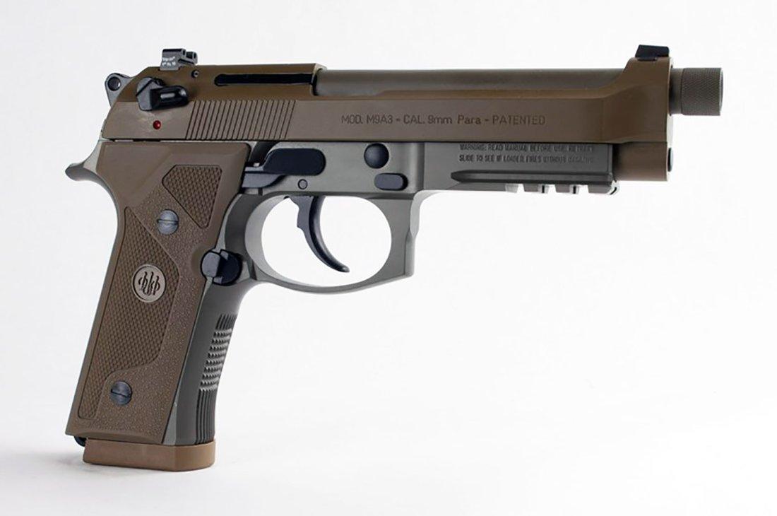 The Beretta M9A3 The Gun The Army Didn T Want