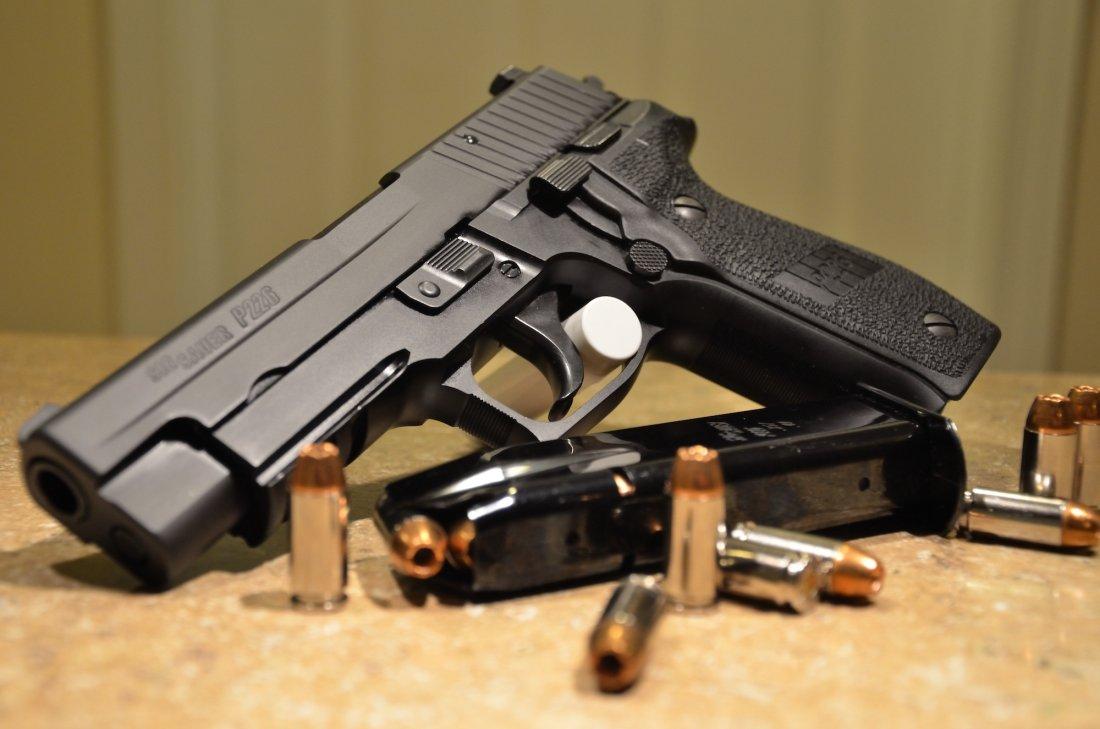 The Parabellum pistol is an ideal officer weapon