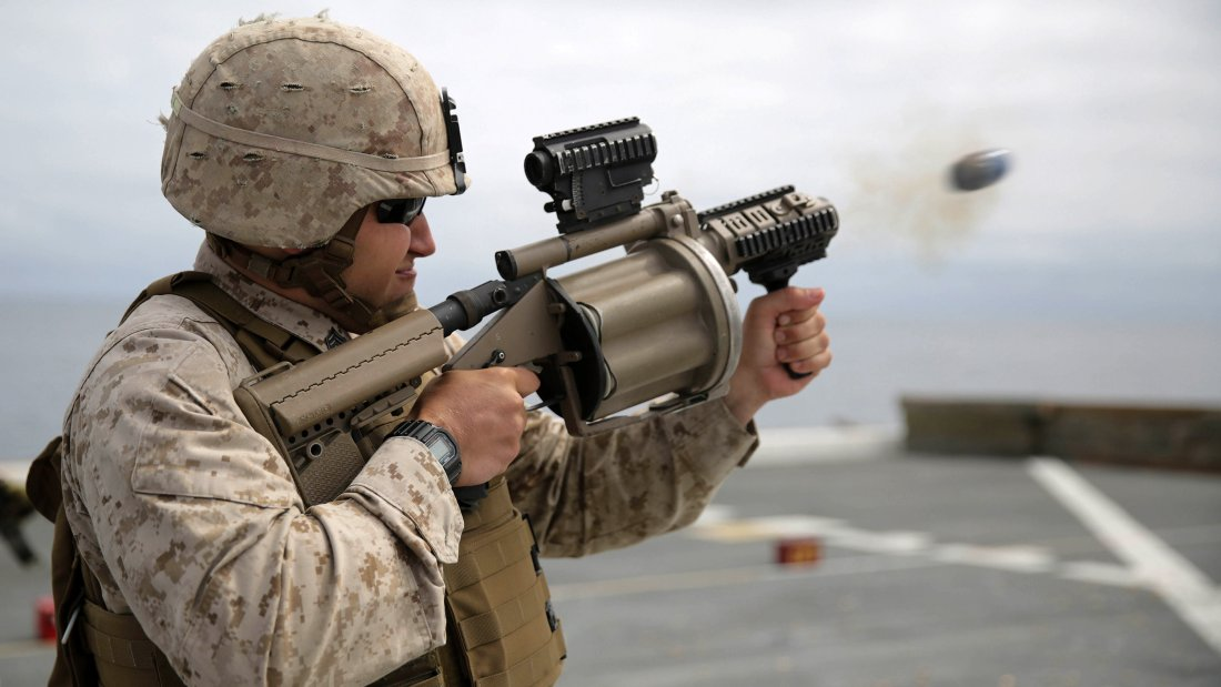Why Militaries The World Over Still Use Grenade Launchers