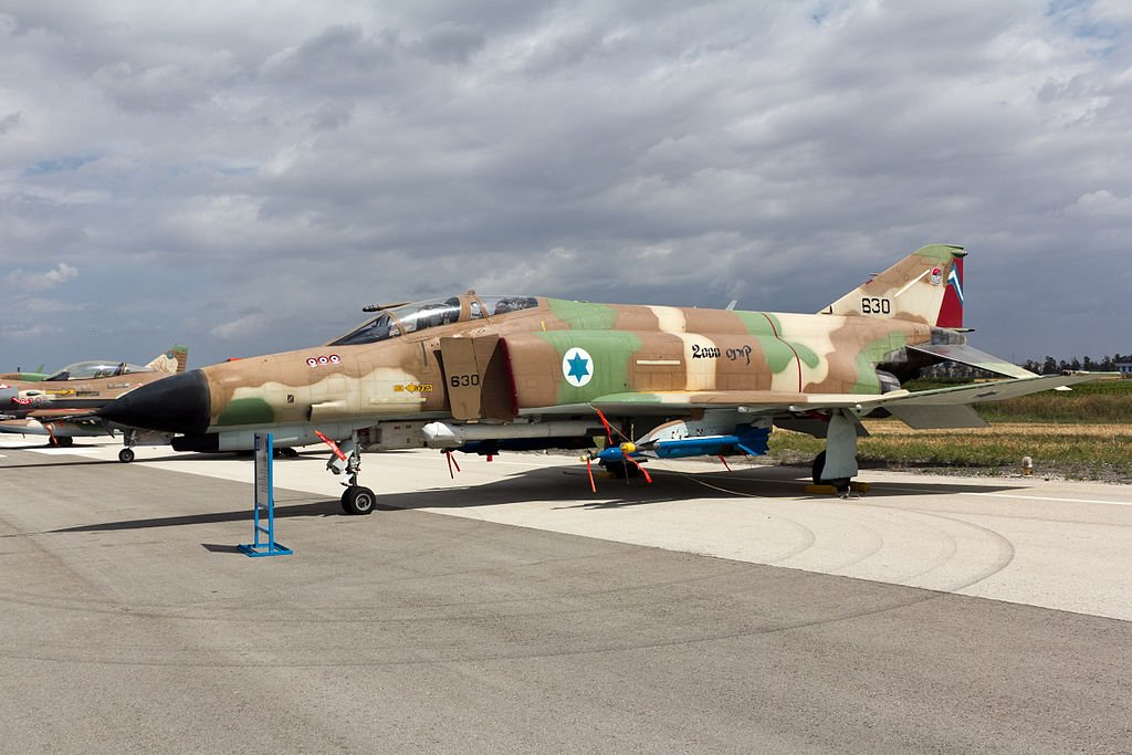 How Israels Air Force Won The Six Day War In Six Hours