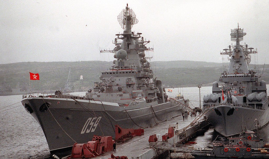 How Russia Is Turning Syria Into A Major Naval Base For Nuclear