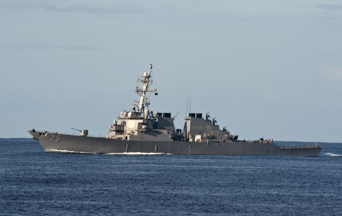 Inside The Uss Donald Cook The Navys Missile Destroyer That Could