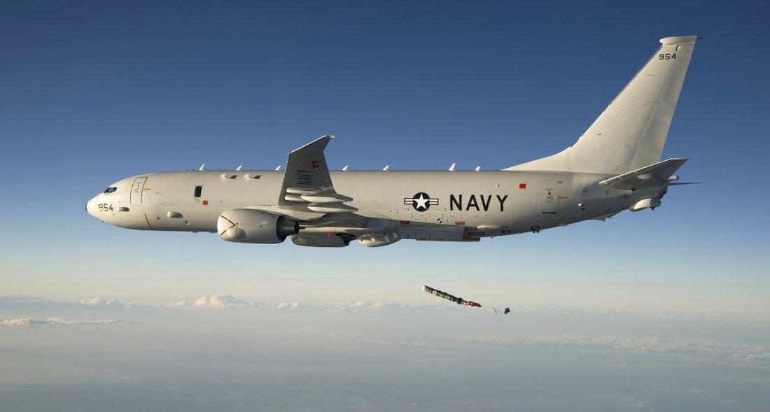 Resultado de la imagen para P-8A Poseidon