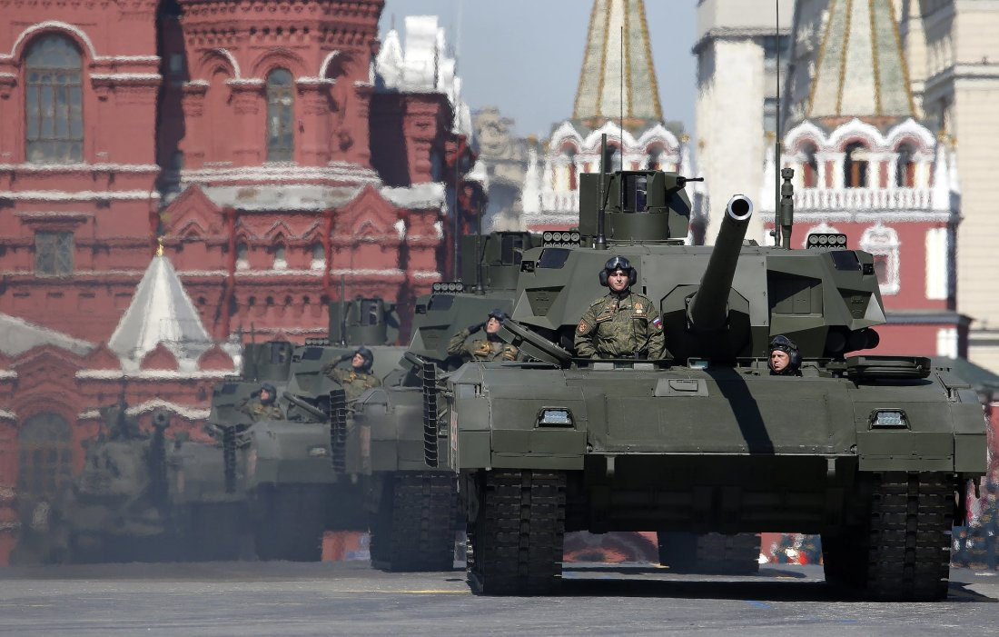 new style 07923 bb147 Russia Just Announced How Many Deadly T-14 Armata Tanks It Will Build
