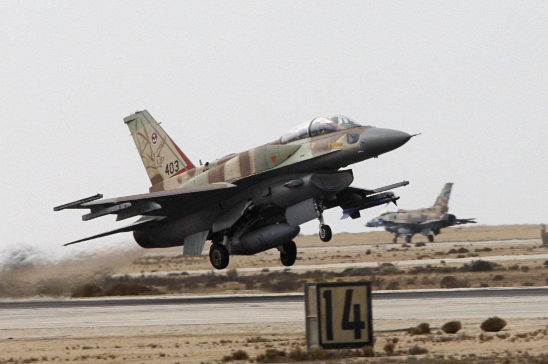 5 Reasons No Nation Wants to Go to War with Israel Rtxara5