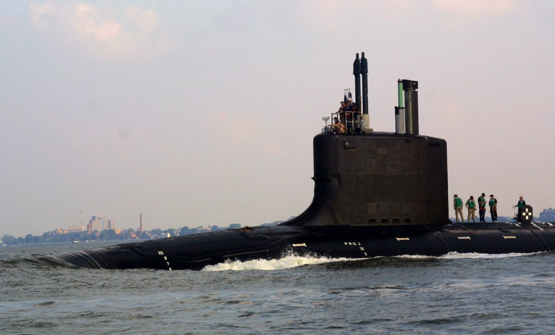 The Navy\'s Virginia-Class Submarines Now Have a New Mission | The ...