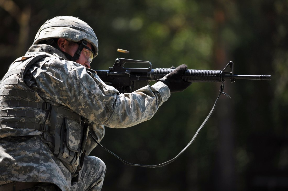 5 Worst Military Rifles On The Planet