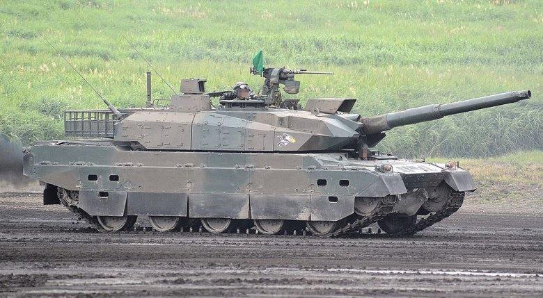 b461c266f173 What Makes Japan s Type 10 Tank So Good