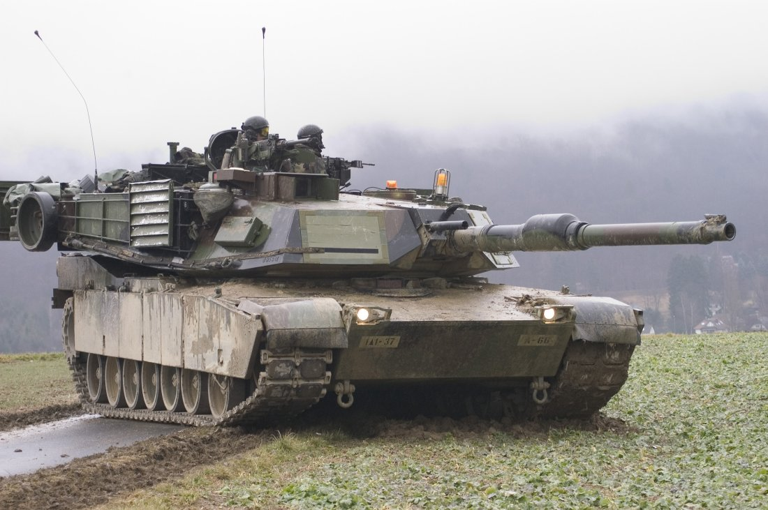 dd711ec7befb The U.S. Army Is about to Receive Beefed up M1A2 Abrams Battle Tanks ...