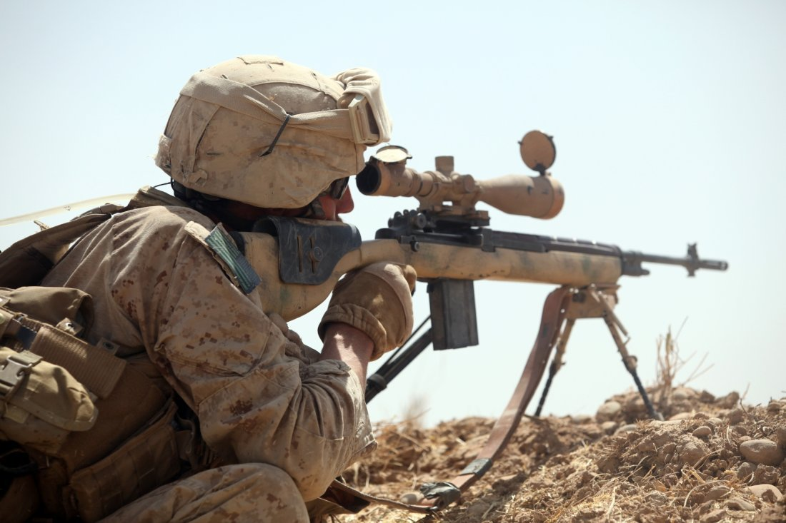 heres how the us marine corps will train future snipers