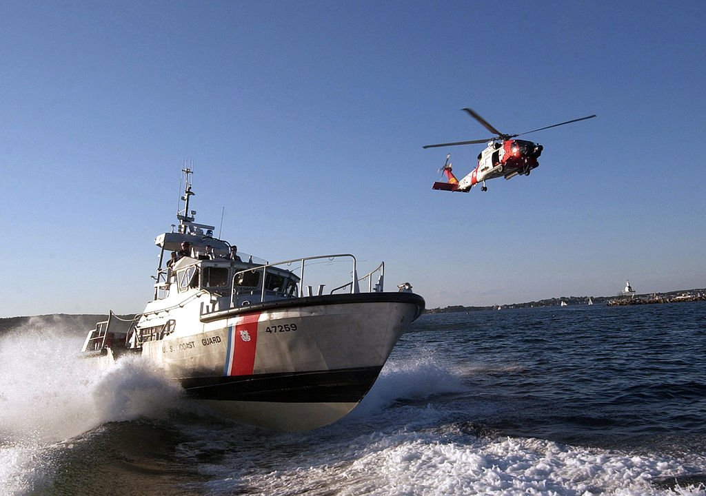the coast guard is busting record amounts of drugs the national