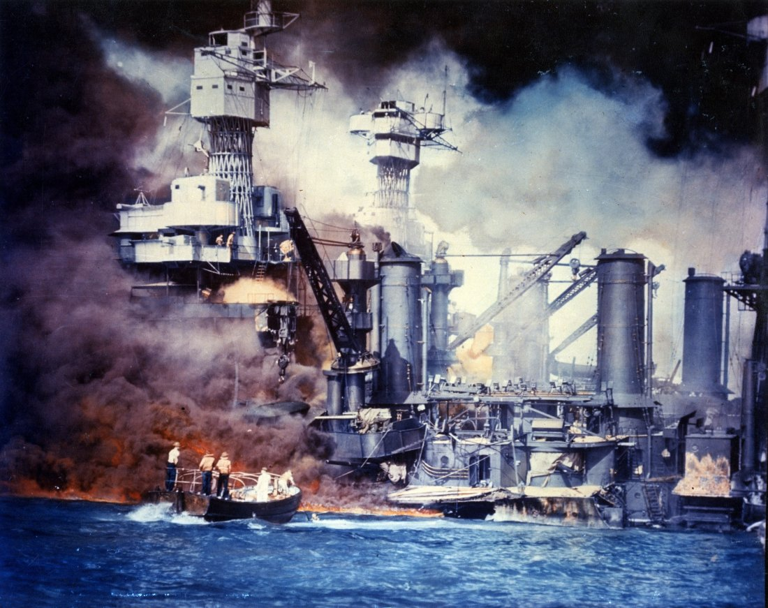 why did japan attack pearl harbor essay