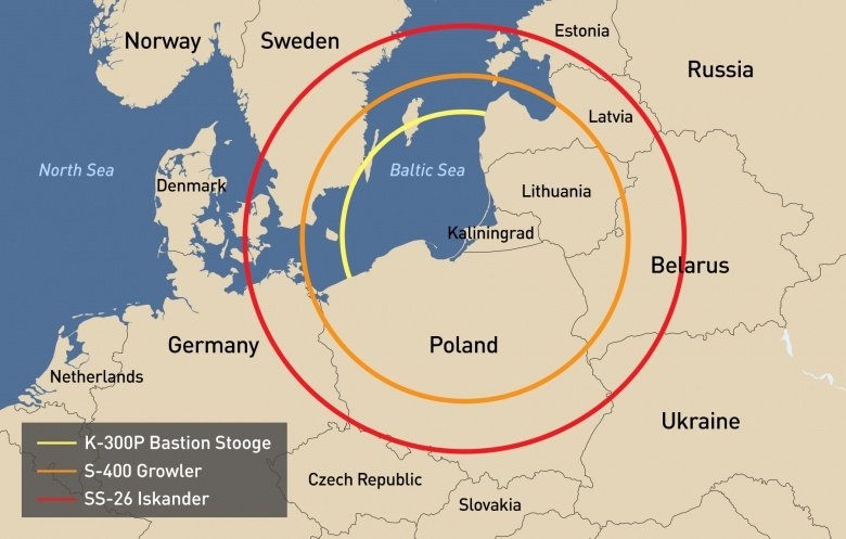 Entering the Bear\'s Lair: Russia\'s A2/AD Bubble in the Baltic Sea ...