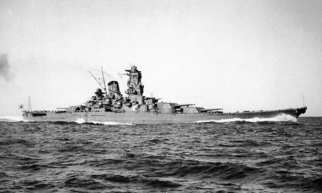 the terrifying tale of how the world s biggest battleship ever was