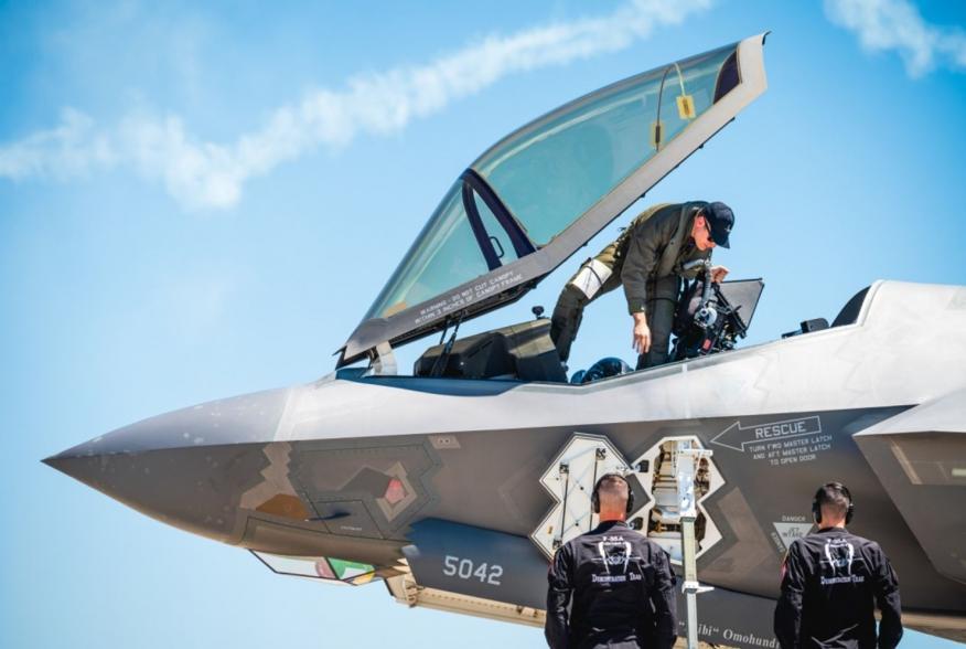 (U.S. Air Force photo by Senior Airman Alexander Cook)