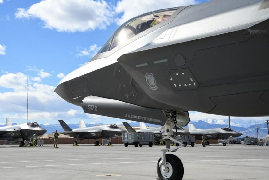 (U.S. Air Force photo by R. Nial Bradshaw)