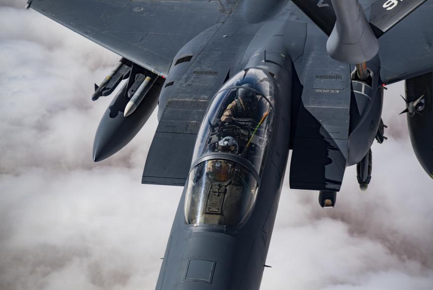 Flickr / U.S. Department of Defense