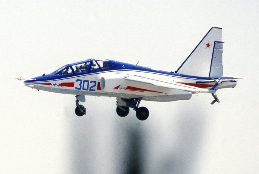 By MASTER SERGEANT DAVE CASEY - File:Su-25UT Frogfoot 01.JPEG, Public Domain, https://commons.wikimedia.org/w/index.php?curid=18540412