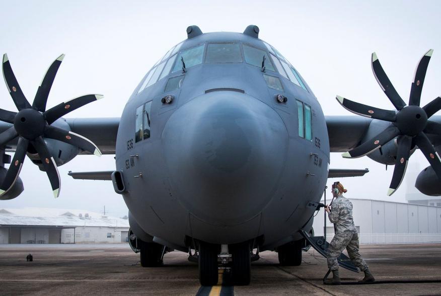 https://www.dvidshub.net/image/4079378/upgraded-c-130h-begins-testing