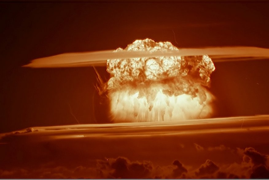 Castle Bravo nuclear test. Date1 March 1954