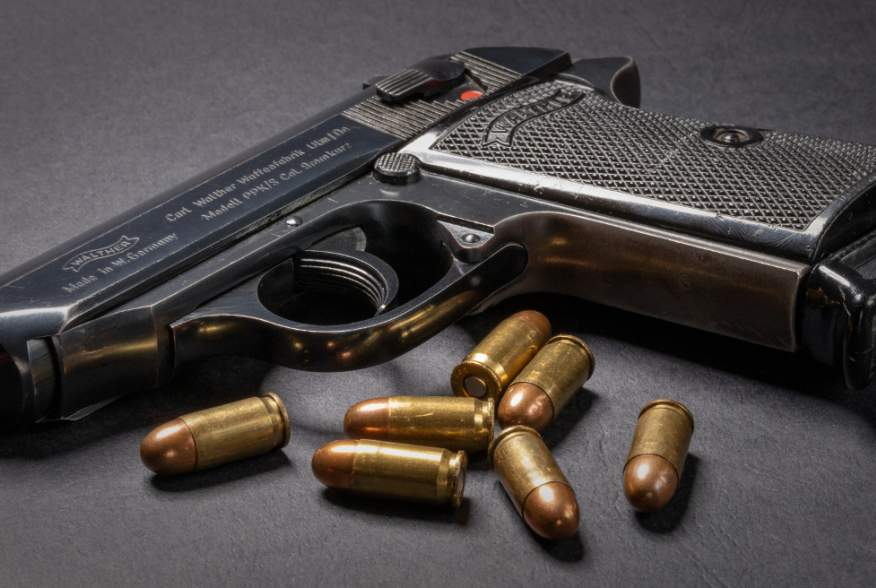 Classic Walther PPK/S, .380 cal.