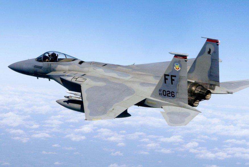 https://en.wikipedia.org/wiki/McDonnell_Douglas_F-15_Eagle#/media/File:F-15,_71st_Fighter_Squadron,_in_flight.JPG