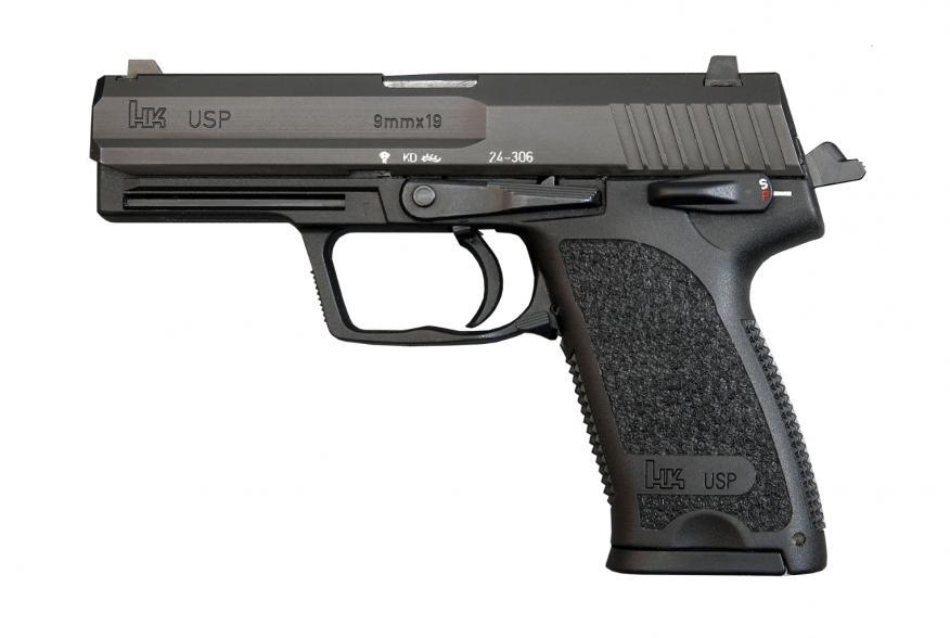 HK USP 9mm.