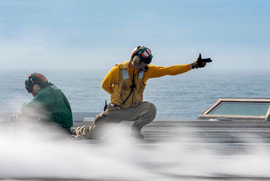 (U.S. Navy photo by Mass Communication Specialist 2nd Class David Mora Jr.)