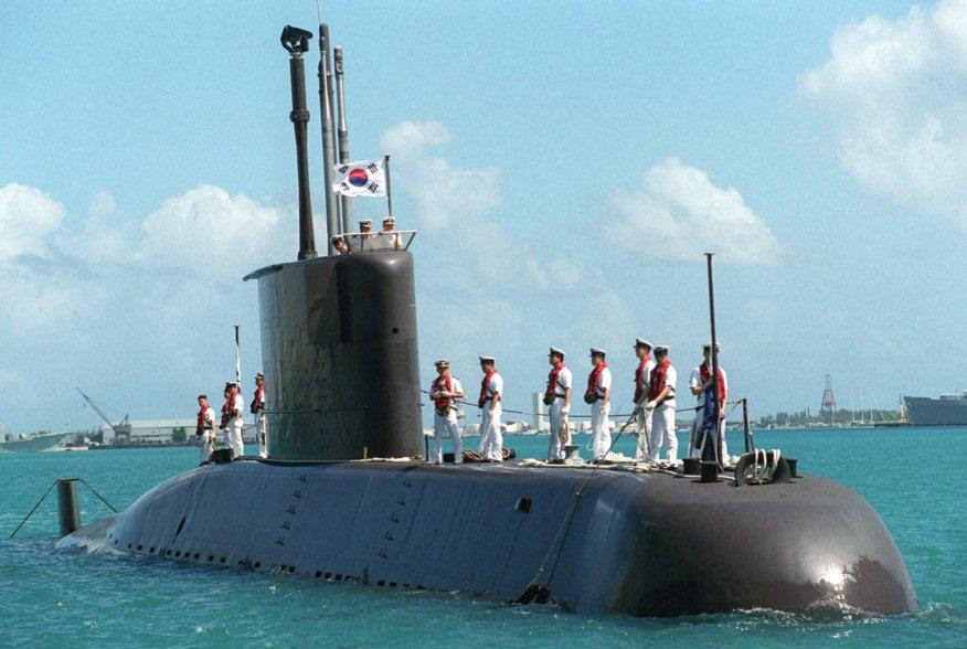 Wikimedia Commons / Craig P. Strawser, U.S. Navy