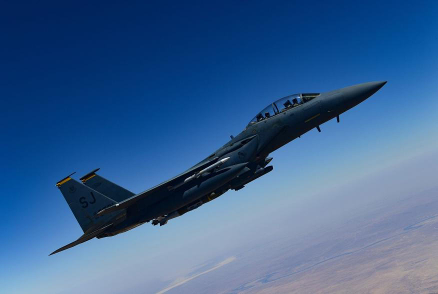 (U.S. Air Force photo by Staff Sgt. Chris Drzazgowski)