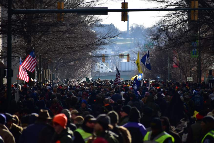 Virginia 2nd Amendment Rally (2020 Jan)