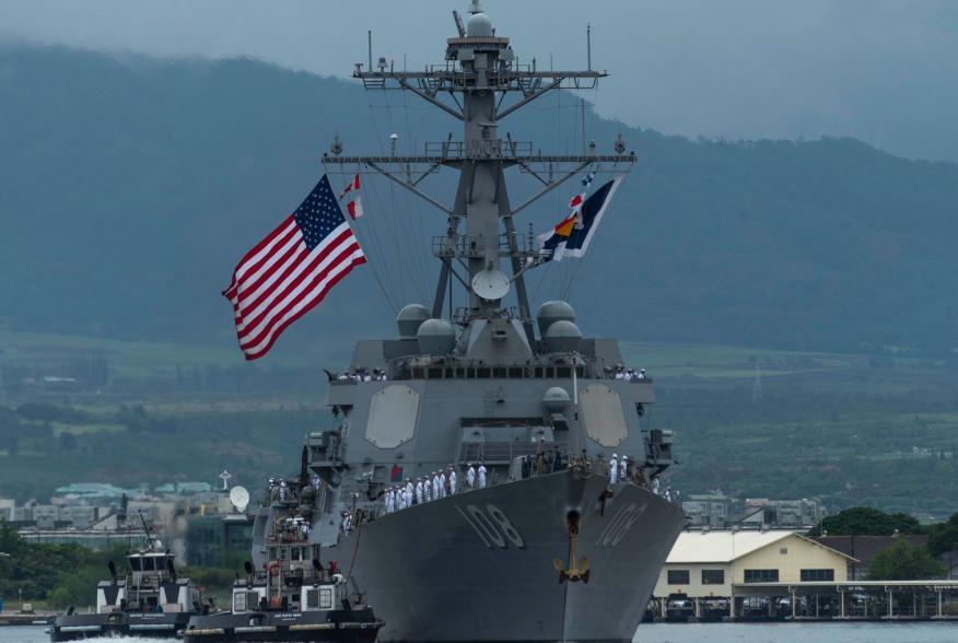 https://www.dvidshub.net/image/4730452/aloha-wayne-e-meyer-arrives-her-new-home-pearl-harbor