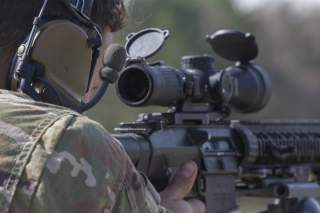 TrackingPoint rifles include what are known as a ballistic computers.