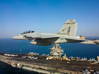 (U.S. Navy photo by Lt. Cmdr. Josh Hammond/Released)