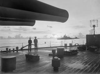 By Royal Navy official photographer, Trusler, C (Lt) - http://media.iwm.org.uk/iwm/mediaLib//30/media-30630/large.jpgThis is photograph A 23486 from the collections of the Imperial War Museums., Public Domain, https://commons.wikimedia.org/w/index.php?cur
