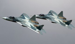 By Alex Beltyukov - RuSpotters Team - Gallery page http://www.airliners.net/photo/Russia---Air/Sukhoi-T-50/2308066/LPhoto http://cdn-www.airliners.net/aviation-photos/photos/6/6/0/2308066.jpg, CC BY-SA 3.0, https://commons.wikimedia.org/w/index.php?curid=