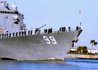 (U.S. Navy photo by Mass Communication Specialist 2nd Class Sean P. La Marr/Released)