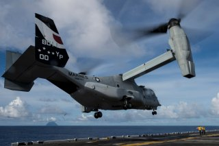 As a part of Exercise Noble Fury, Sailors and Marines with the 3rd Marine Division practiced island assault techniques that could be used in a future fight in the Pacific. During the exercise, Marines flew on Marine V-22 Ospreys and onto Ie Shima, a small