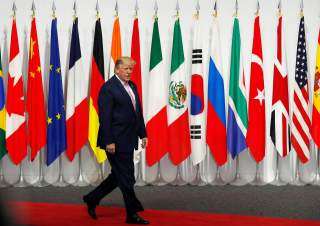 While Donald Trump is in Asia, Japanese and South Korean leaders will no doubt seek clarity on his views about alliance responsibilities and his strategy regarding North Korea.  These alliance questions are fairly new to the agenda, arising in the wake of