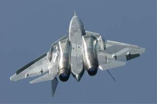 By Dmitry Pichugin - http://www.airliners.net/photo/Russia---Air/Sukhoi-T-50/1970458/L/, GFDL 1.2, https://commons.wikimedia.org/w/index.php?curid=16158490