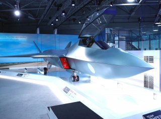Tempest Stealth Fighter