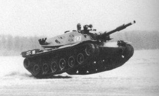 By US Army - R.P.Hunnicutt. Abrams. A history of American main battle tank Vol.2. — Presidio Press, 1990. ISBN 0-89141-388-X, Public Domain, https://commons.wikimedia.org/w/index.php?curid=3591088